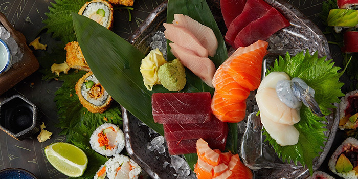 Sushi, TokyoLima, Central, Hong Kong