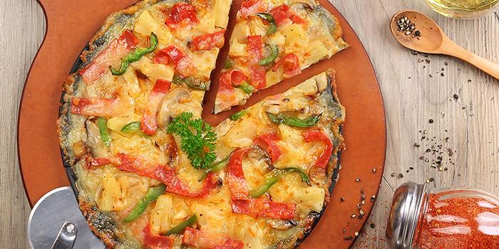 Pizza from Swensen