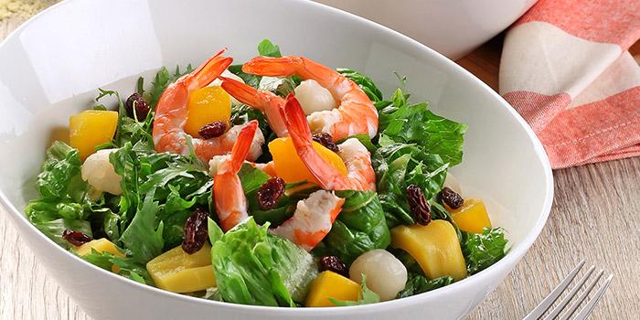Salad from Swensen