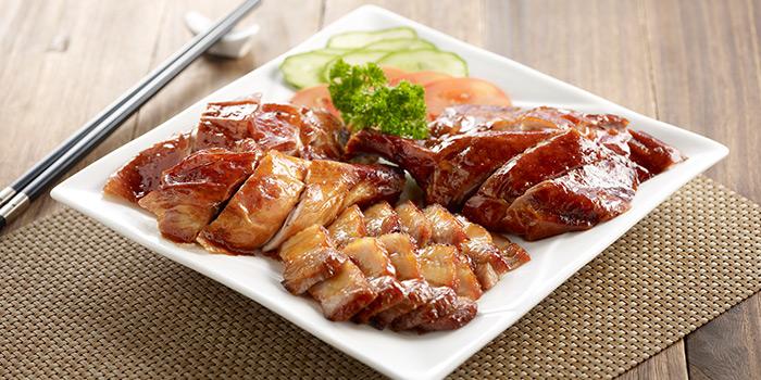 Roast Triple Plate from The Asian Kitchen (Bugis+) in Bugis, Singapore