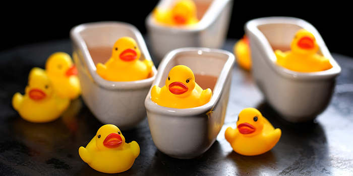 Duck Bath Forever from The Library on Keong Saik Road in Chinatown, Singapore