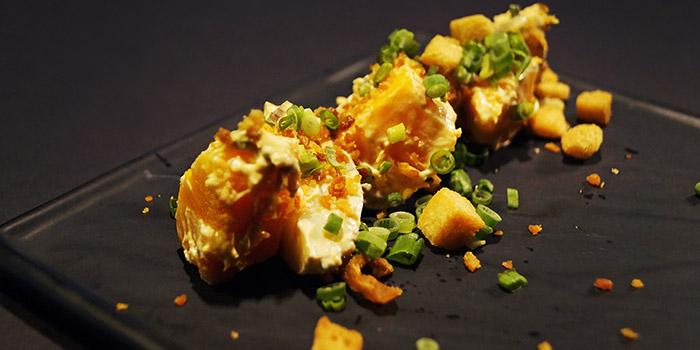 Pumpkin Potato Salad from Le Binchotan in Tanjong Pagar, Singapore