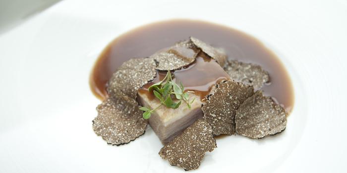 Dish 3 at Lobo Restaurant Ritz Carlton, Jakarta