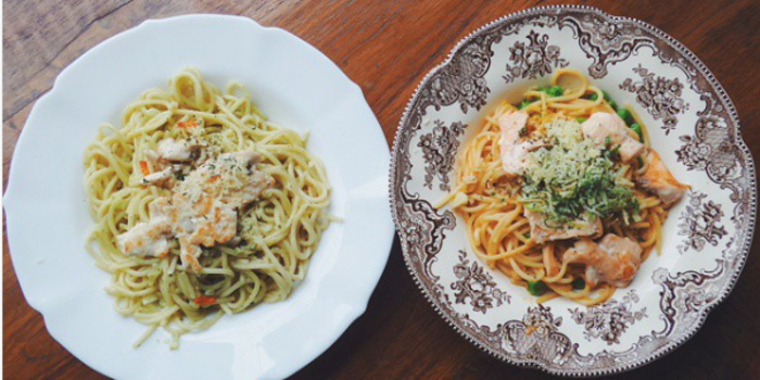 Spaghetti Cream at Goedkoop Jakarta