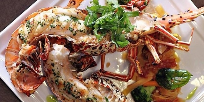 Grilled Sulawesi Lobster