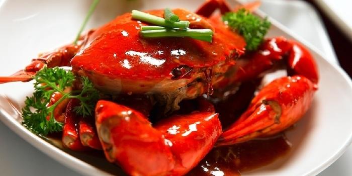 Kepiting Saos at Jun Njan Grand Indonesia