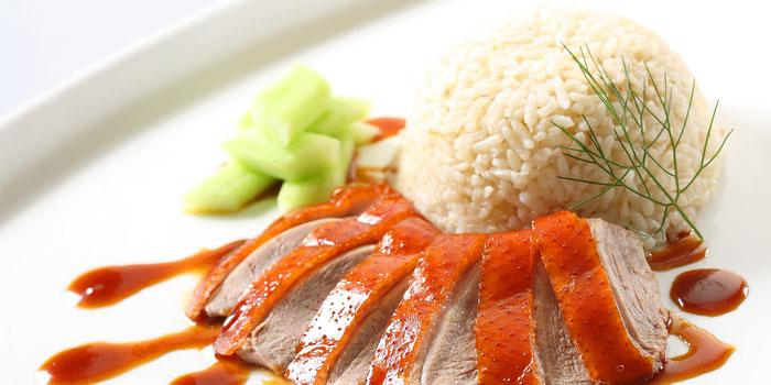 Nasi Hainam Bebek Panggang