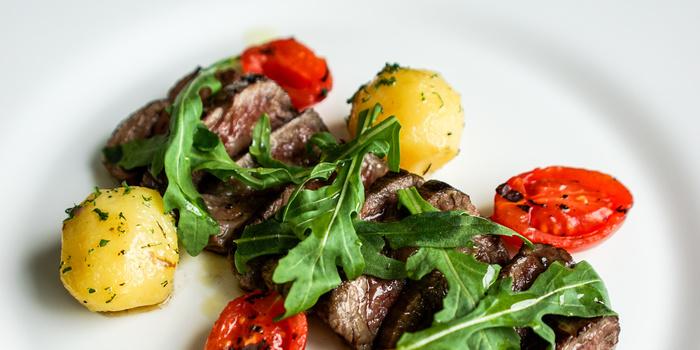 Dish 1 at Ristorante Da Valentino