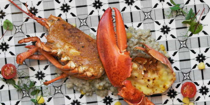 2 Way Lobster from Arteastiq at Plaza Singapura in Dhoby Ghaut, Singapore