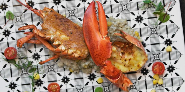 2 Way Lobster from Arteastiq Boutique Tea House in Orchard, Singapore