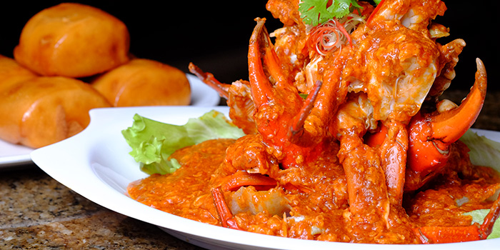 Chilli Crab from Ah Hoi