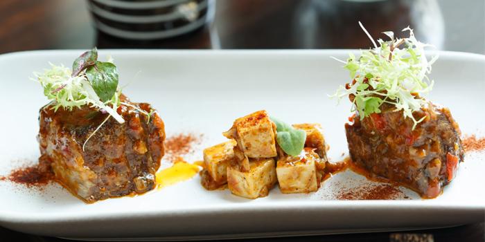 Beef Rib from Niche at Siam Kempinski Hotel, Bangkok
