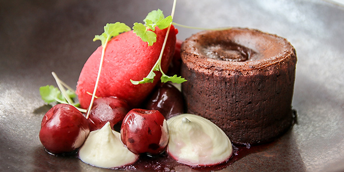 Chocolate Cake from Salt Grill & Sky Bar at Ion Orchard, Singapore