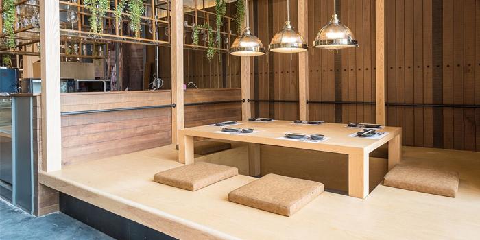 Dining Table from MAGURO Sushi - Chic Republic Ratchapruek in Ratchapruek Road, Bangkok