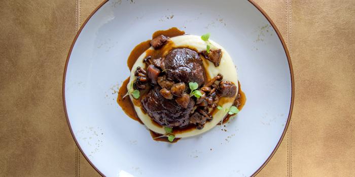 Iberico Pork Cheek from LUCE Italian Restaurant at Eastin Grand Hotel Sathorn Bangkok, Bangkok