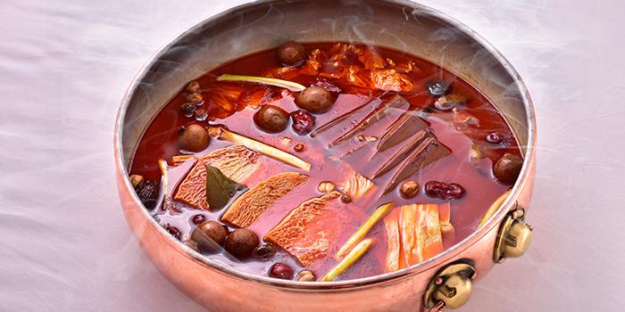 Numbingly Spicy Soup, Hot Pot Wonderland, Central, Hong Kong