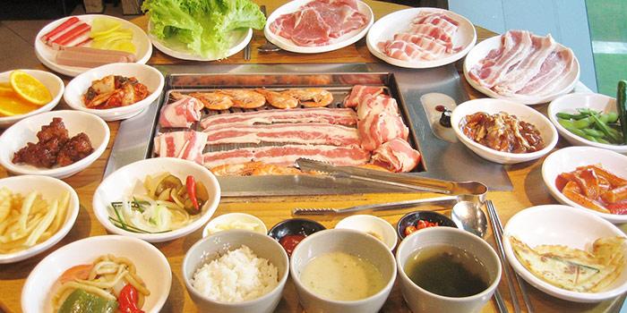 OPPA Korean BBQ Buffet (Jurong)