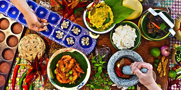 Ramadan Food Spread from 21 on Rajah in Balestier, Singapore