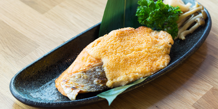 Salmon Mentai from MAGURO Sushi - INT Intersect, Rama 3 in Rama 3 Road, Bangkok