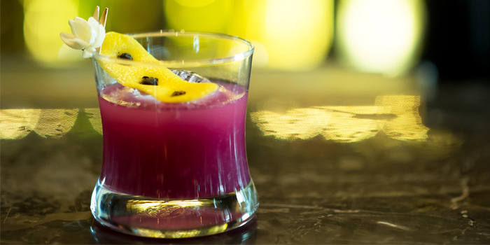 Thai Herbal Drink from Niche at Siam Kempinski Hotel, Bangkok