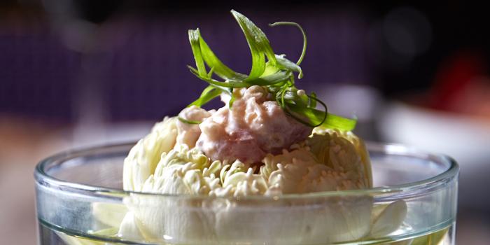 Tuna Tartare from Sra Bua by Kiin Kiin at Siam Kempinski Hotel in Siam, Bangkok