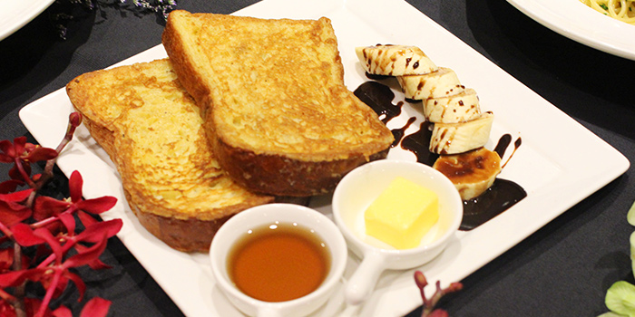 Brioche French Toast from WANNA CUPPA in Clarke Quay, Singapore