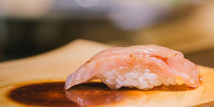 White Fish from Mizu by Sankyodai at Chaan Issara Tower on Rama IV Road, Bangkok