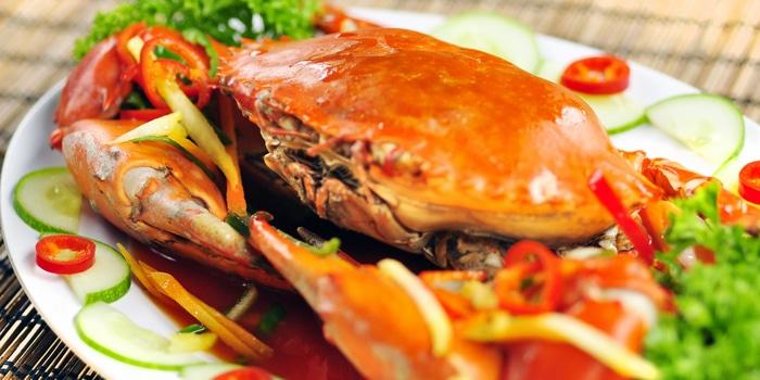 Dish 2 at Saung Layaran Ancol
