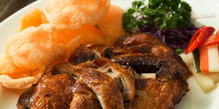 Ayam Panggang Aroma at Plataran Dharmawangsa