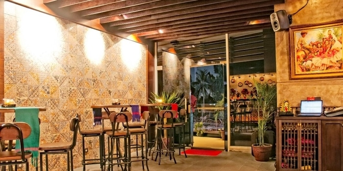 Interior 1 at Hacienda PIM