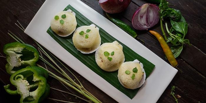Dish 2 at La Laguna, Bali