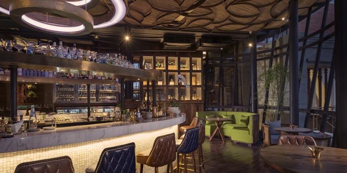 Interior at Frestro & Bar