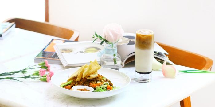 Dish 1 at Lewis & Carroll Tea Jakarta