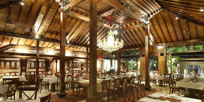 Interior 1 at Plataran Dharmawangsa