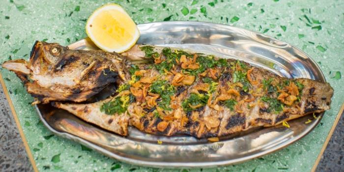 Dish 1 at KILN Petitenget
