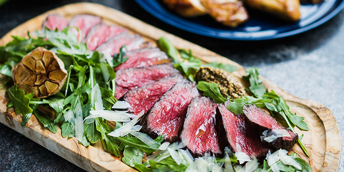 Grilled Angus Beef from Amo in Clarke Quay, Singapore