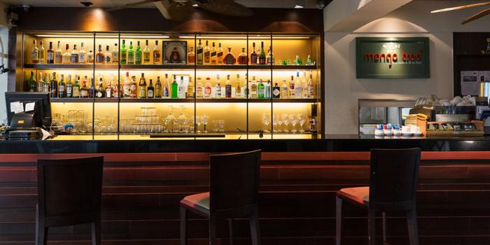 Bar from Mango Tree Charoenkrung at O.P. Garden, Bangkok