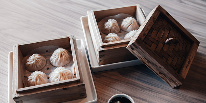 Xiao Long Bao from Blue Lotus - Chinese Noodle Bar at Ascent in West Coast, Singapore