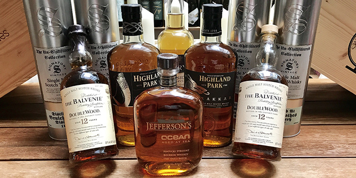 Whisky from Chef
