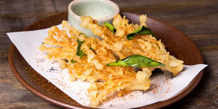 Deep Fried Mushroom from Freebird Bangkok  on Sukhumvit Soi 47, Bangkok