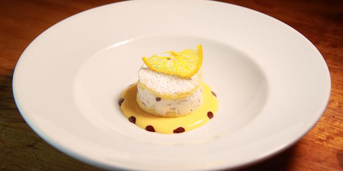 Dessert from Sensi Restaurant in Narathiwat Soi 17, Bangkok