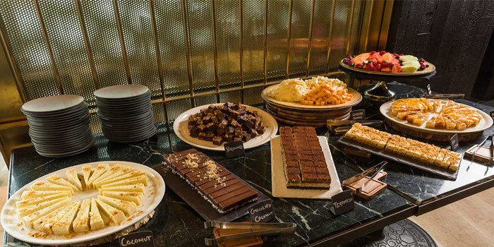 Dessert Table, Alto, Causeway Bay, Hong Kong