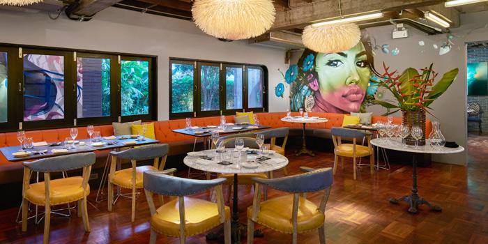 Dining Table from Freebird Bangkok  on Sukhumvit Soi 47, Bangkok