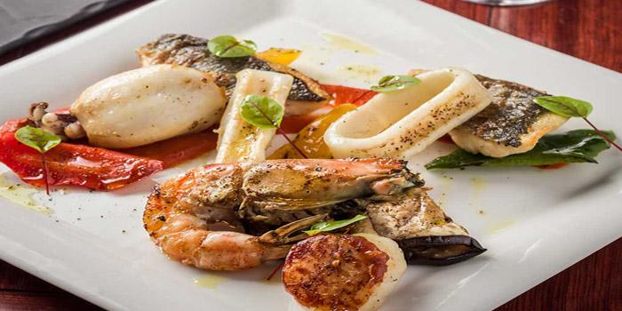 Grilled Fish & Seafood, Al Molo, Tsim Sha Tsui, Hong Kong