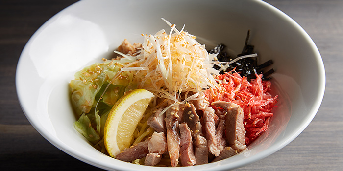 Beef Rice Bowl from Jimoto-Ya in Chinatown, Singapore