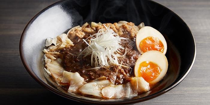 Curry Ramen from Jimoto-Ya in Chinatown, Singapore