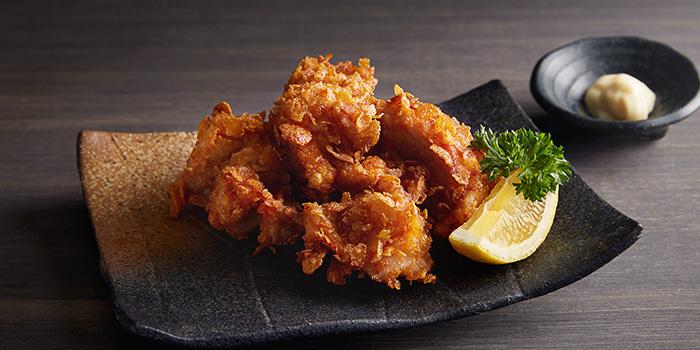 Fried Chicken from Jimoto-Ya in Chinatown, Singapore