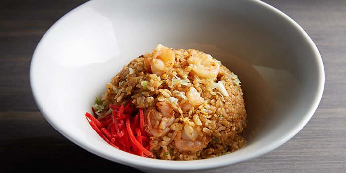 Seafood Fried Rice from Jimoto-Ya in Chinatown, Singapore