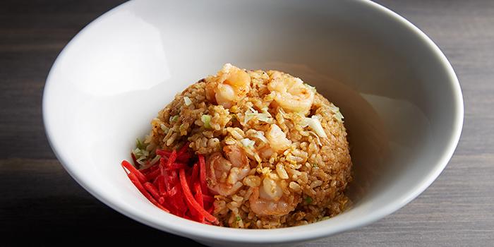 Seafood Fried Rice from Jimoto-Ya in Chinatown, Singapore