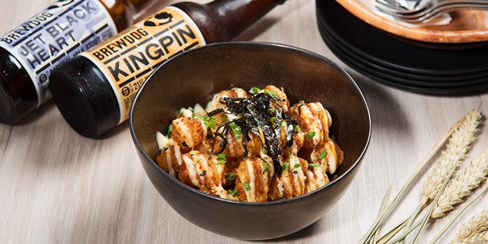 Okonomiyaki Truffle Tots from KARA Cafe & Dessert Bar in Bukit Timah, Singapore